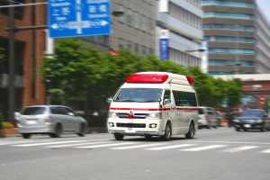 名古屋の交通事故件数